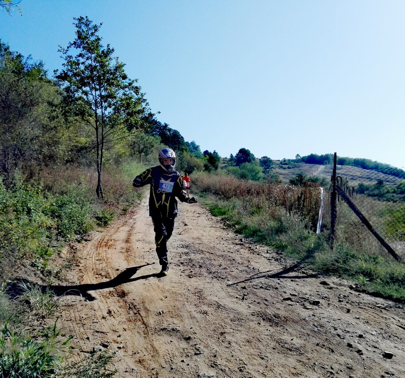 Corcova Trail Race