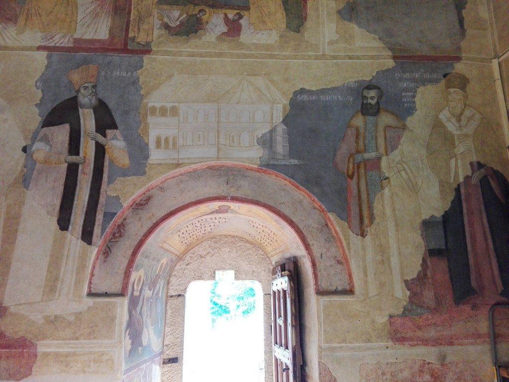Biserica Varbila, manastire Prahova, obiective turistice Romania, muzeu