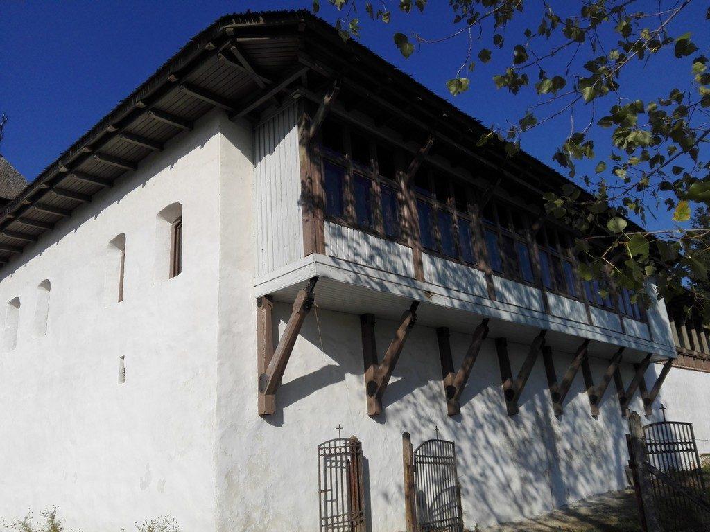 Manastirea Apostolache, obiective turistice Prahova, Romania