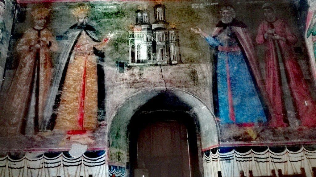 Manastirea Gura Motrului, obiective turistice Mehedinti, Romania