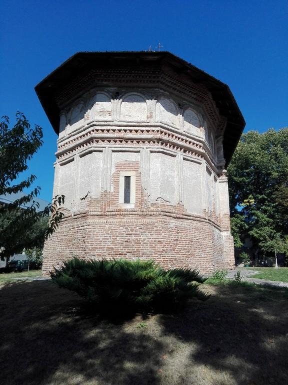 Manastirea Strehaia, obiective turistice Mehedinti, Romania