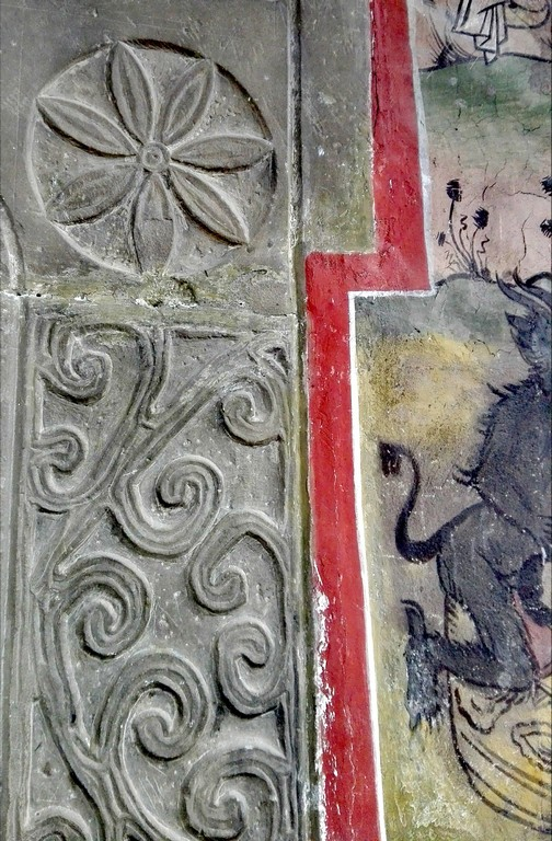 Biserica Joseni, Pietrosita, obiective turistice Valea Ialomitei, Dambovita, Romania (11)1