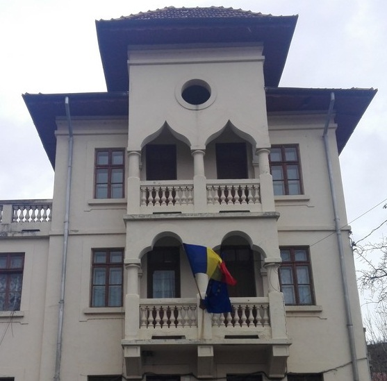 Casa-memoriala-Alexandru-Cioranescu-Moroieni-obiective-turistice-Dambovita-Romania-Valea-Ialomitei-