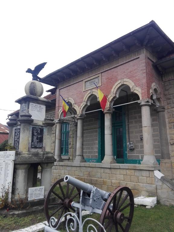 primaria comunei Moroieni