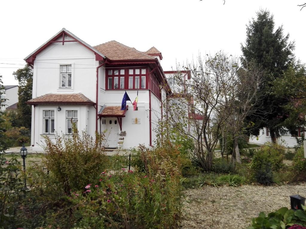 Casa memoriala Tudor Arghezi Bucuresti, obiective turistice Romania