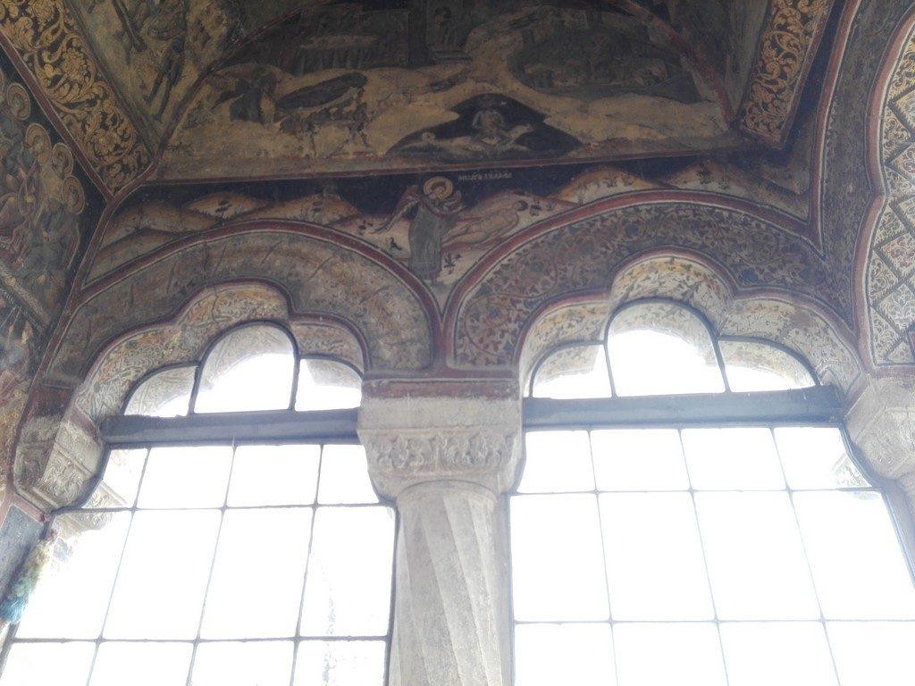 Curtea domneasca si biserica Doicesti, Targoviste, obiective turistice Constantin Brancoveanu, Romania
