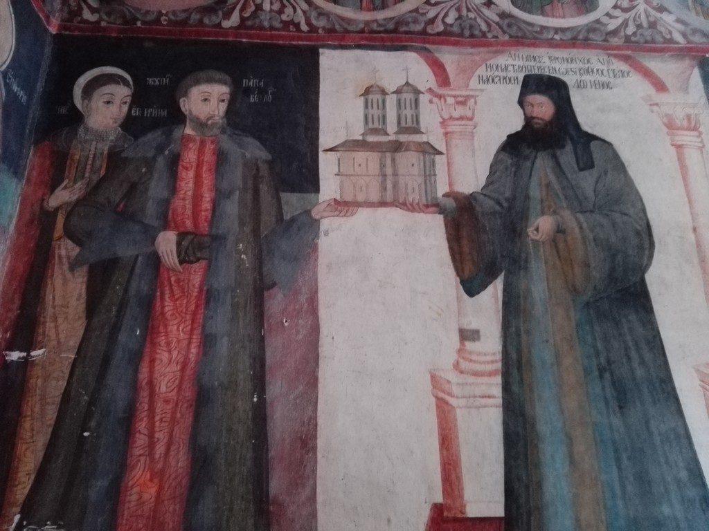 Manastirea Balamuci, obiective turistice in jurul Bucurestiului, Romania