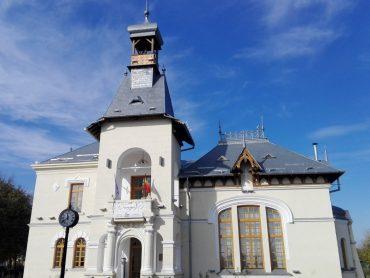 Vila Albastros, Conacul Marghiloman, obiective turistice Buzau, Romania