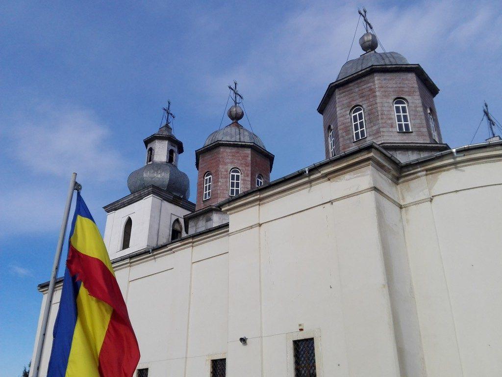 Biserica Baleni, Dambovita, Romania