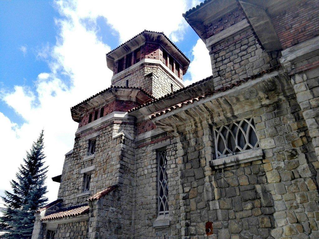 Catedrala Bucegilor, biserica Ilie Tesviteanul, Sinaia, obiective turistice Prahova, Romania, arhitect Paul Smarandescu