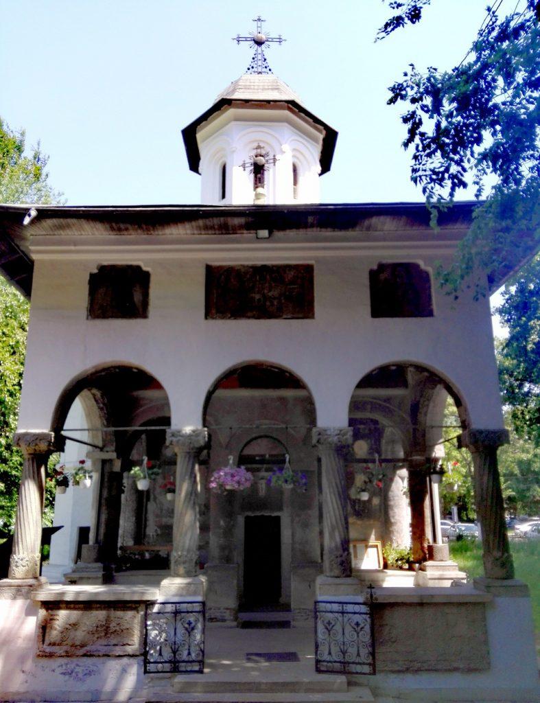 Biserica Slobozia, obiective turistice si istorice Bucuresti, ctitor Radu Voda Leon si Herasca Nasturel, Romania