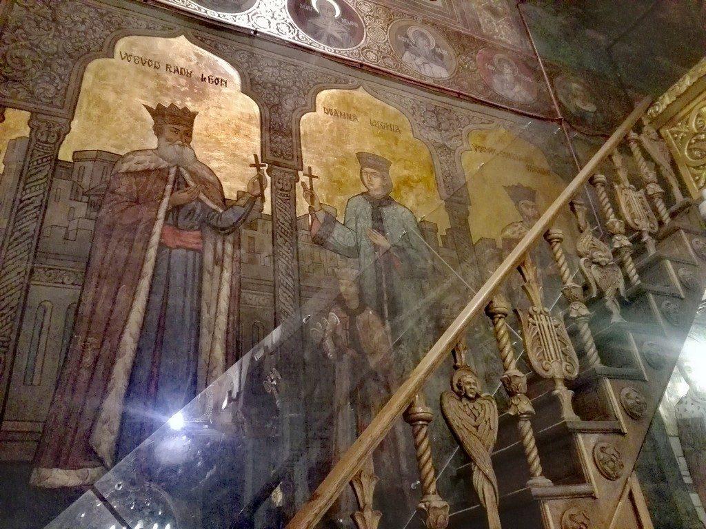 obiective turistice Bucuresti, Romania, Patriarhie, Palatul Patriarhiei, Cuza, Radu Serban, Radu Leon