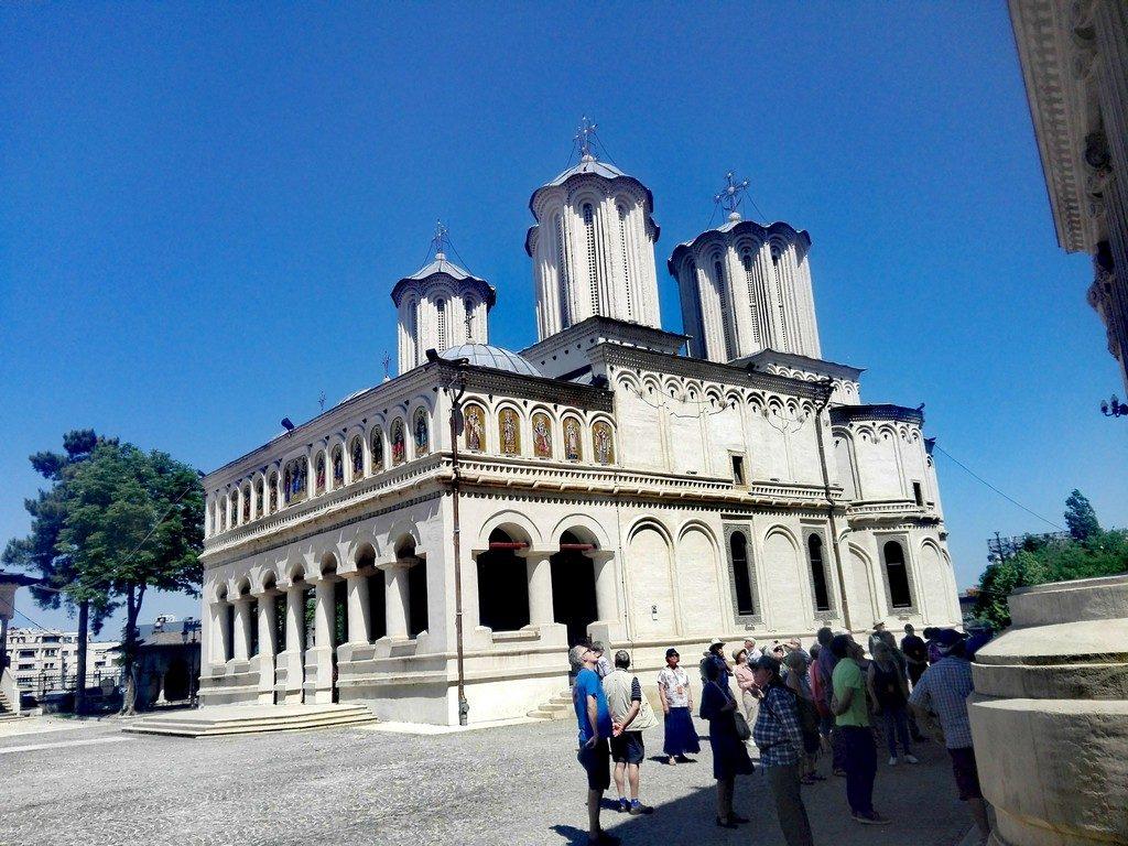 obiective turistice Bucuresti, Romania, Patriarhie, Palatul Patriarhiei, Cuza, Constantin Serban, Radu Serban
