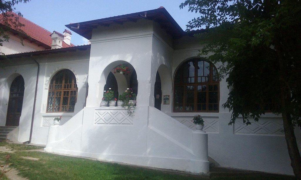 Conacul Balcestilor (2) Conacul Balcestilor, Obiective turistice in judetul Valcea