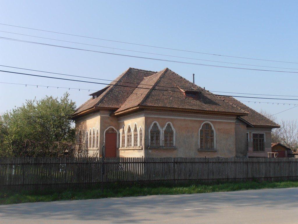 case traditionale romanesti