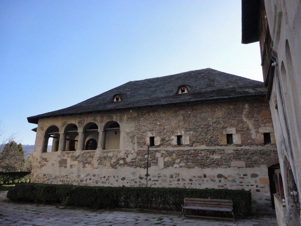 Casa Domneasca, Campulung, Manastirea Negru Voda