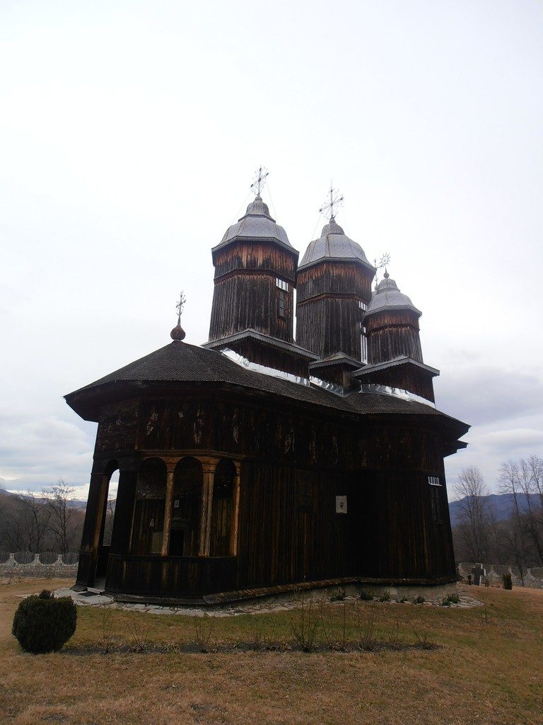 Biserica de lemn din Bisoca