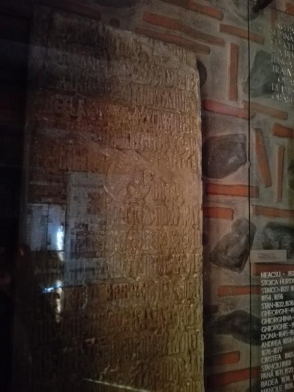 Crucea Juramantului, original