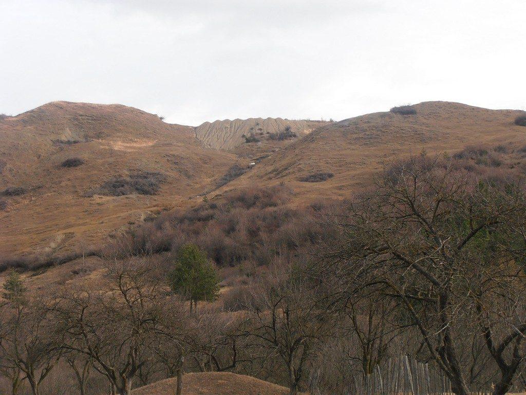 Medelic, Meledic si Vulcanii Noroiosi, obiective turistice Buzau, Romania