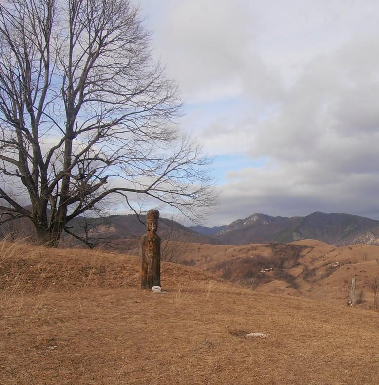 Medelic si Vulcanii Noroiosi, obiective turistice Buzau, Romania