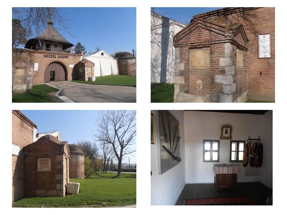 Conacul Golestilor, Golesti, Muzeul Satului, obiective turistice aproape de Bucuresti
