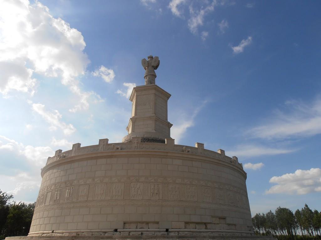 obiective turistice Constanta, Romania, Adamclisi si Tropaeum Traiani (56)