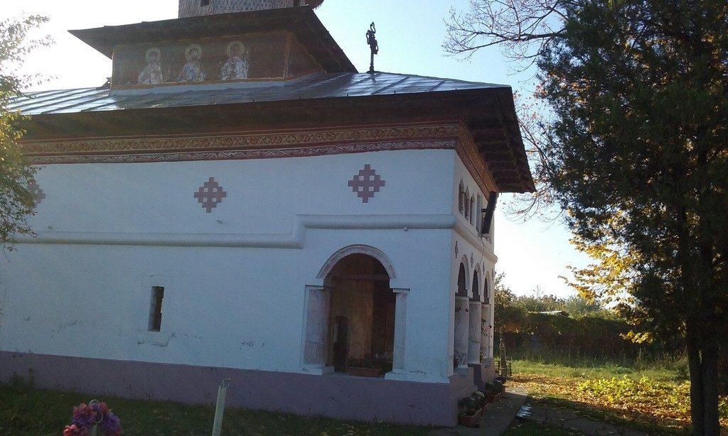 Biserica Baltita, obiective turistice si culturale in jurul Targovistei, Romania, Dambovita