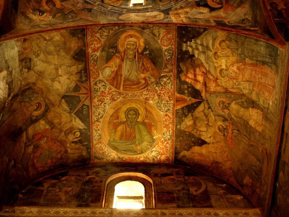 pictura, Biserica Domneasca din Curtea de Arges