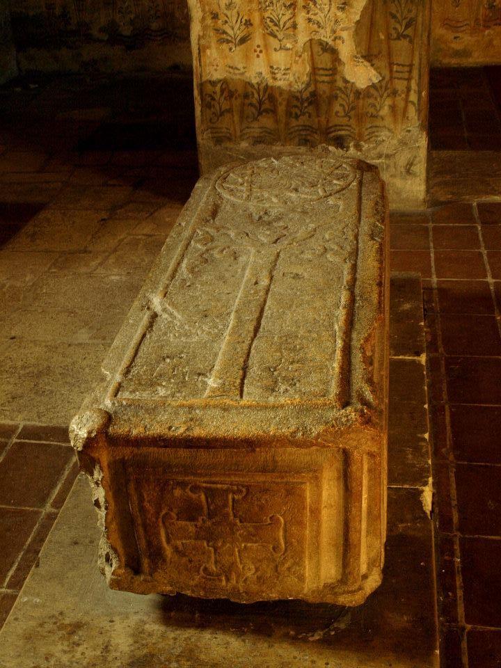 mormantul lui Basarab I