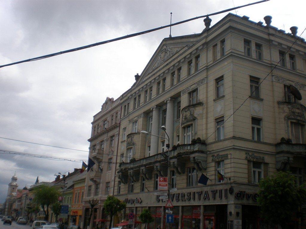 obiective turistice in cluj Napoca