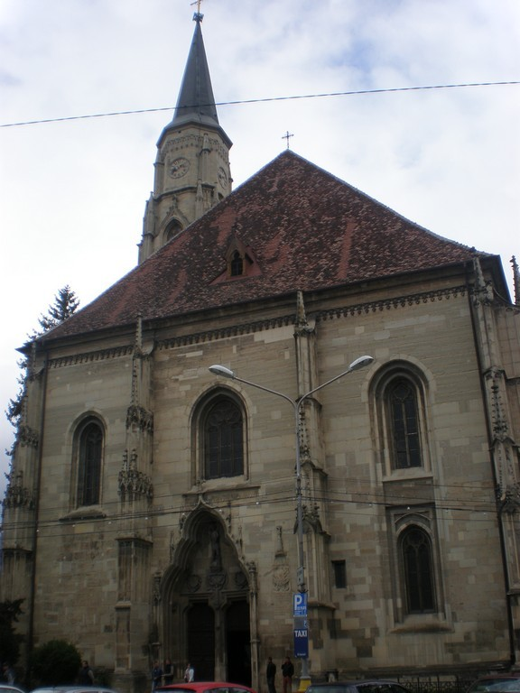 Cluj Napoca, obiective turistice