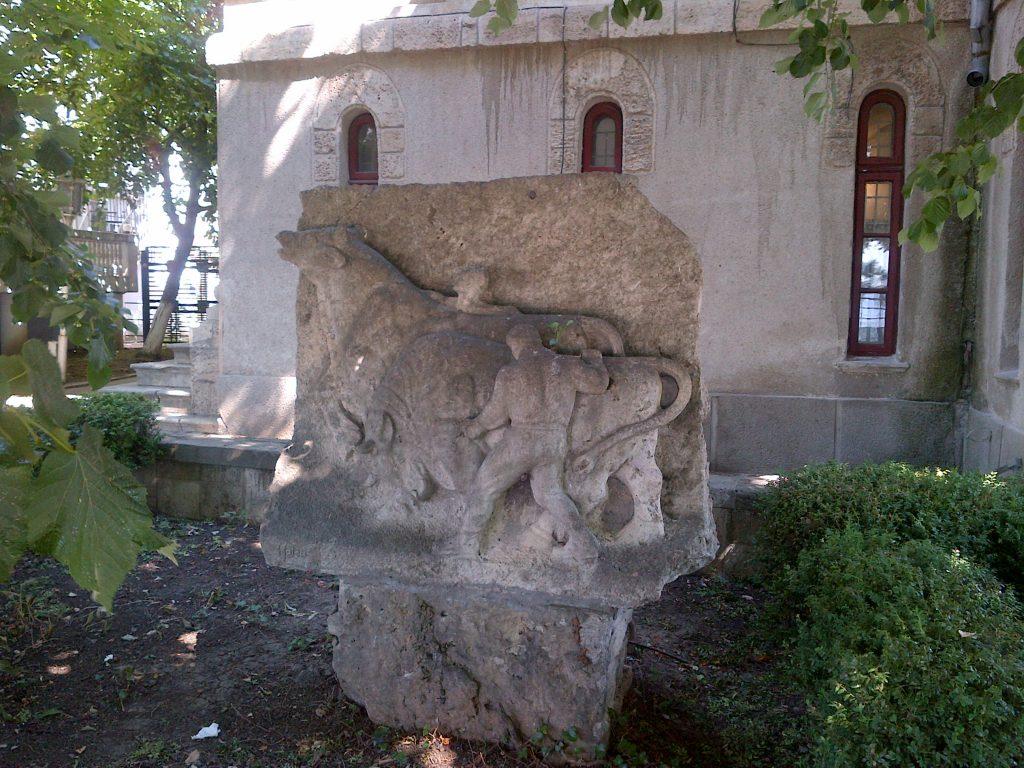 Constanta, obiective turistice Romania, Muzeul Ion Jalea