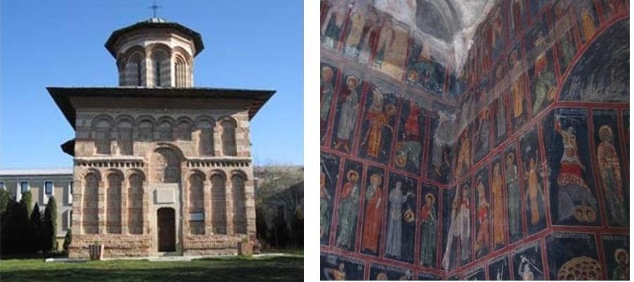 Manastirea Cosuna Craiova, Top atractii turistice Dolj, obiective turistice Romania