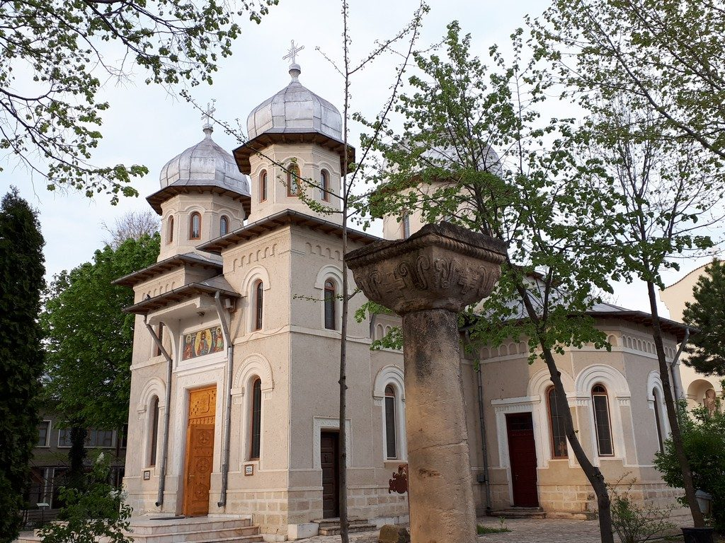 Manastirea Dervent, obiective turistice Dobrogea, Constanta, Romania, arhitectura dobrogeana 2