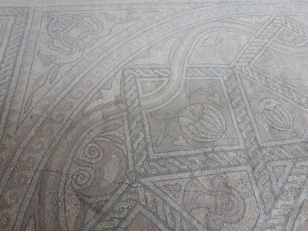 Edificiul Roman cu Mozaic, Cazinoul Constanta, legenda argonautilor si a lanii de aur, obiective turistice Constanta, Romania (3)