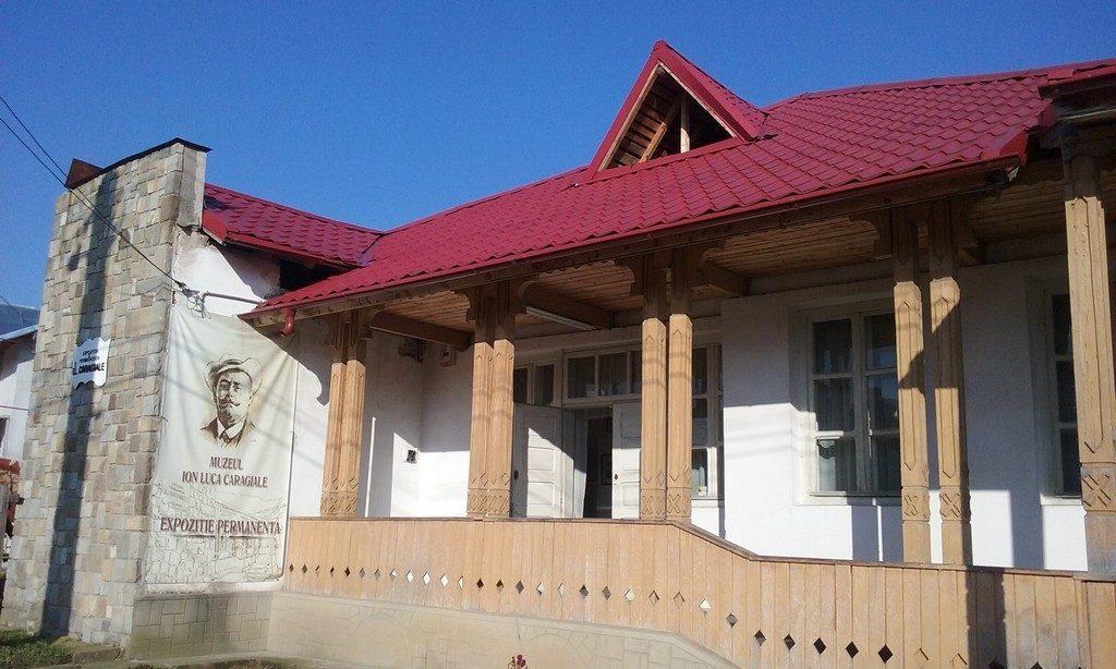 Muzeul I.L Caragiale, obiective turistice Targoviste, Romania, Dambovita