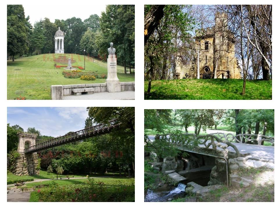 Parcul Romanescu Craiova, Top atractii turistice Dolj, obiective turistice Romania