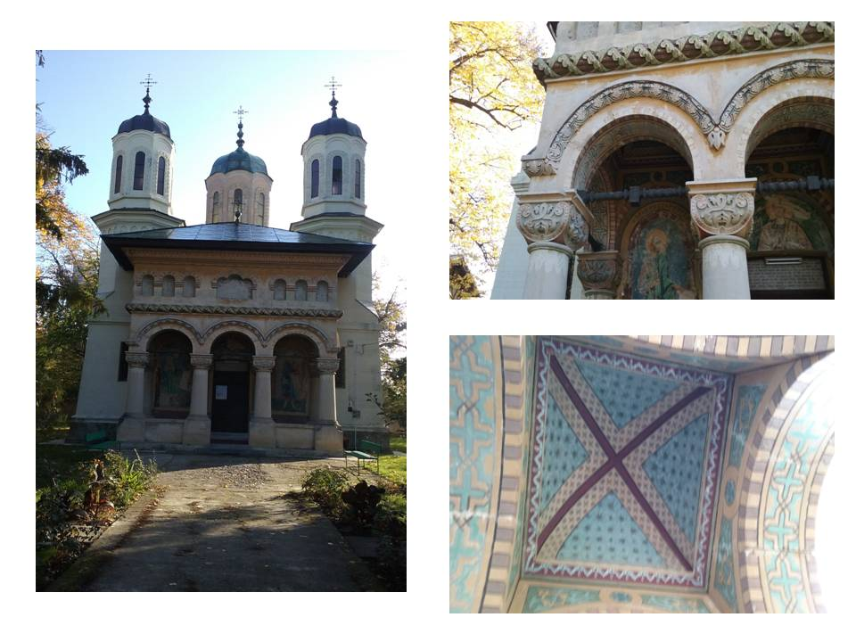 Biserica Manesti