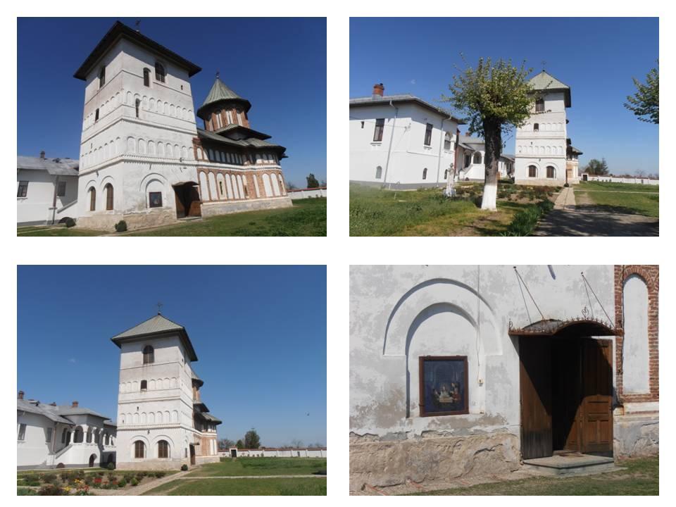 Manastirea Jitianu, obiective turistice in Oltenia, atractii turistice in jurul Craiovei