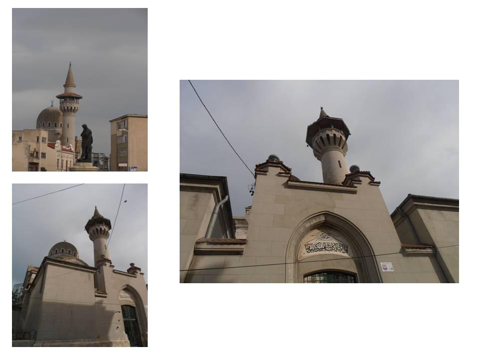 Moscheea Carol I, Obiective turistice in Constanta