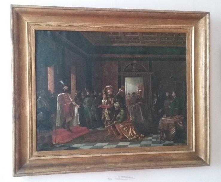 obiective turistice Craiova, Dolj, Romania, Muzeul de Arta, Palatul Jean Mihail, Aman, Brancusi