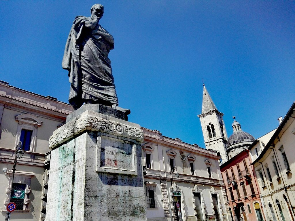poetul Ovidiu, ovid, ovidius publius naso, Sulmona Italia, Constanta Romania