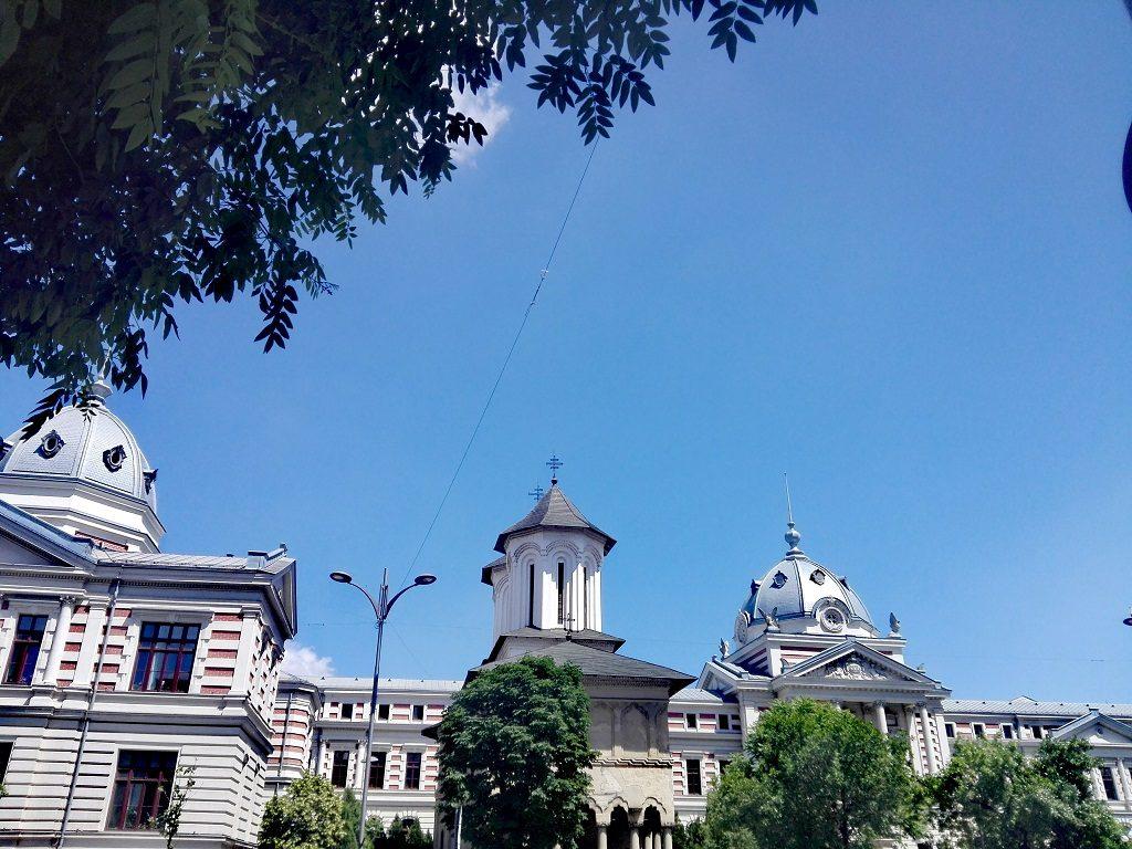 Biserica Coltea, Parvu Mutu. Tattarescu, Cantacuzino, obiective turistice Bucuresti, Romania