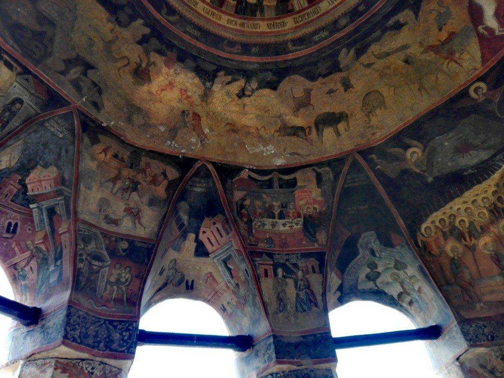 Biserica Filipestii de Padure, Cantacuzino, Parvu Mutu, obiective turistice Prahova, Romania