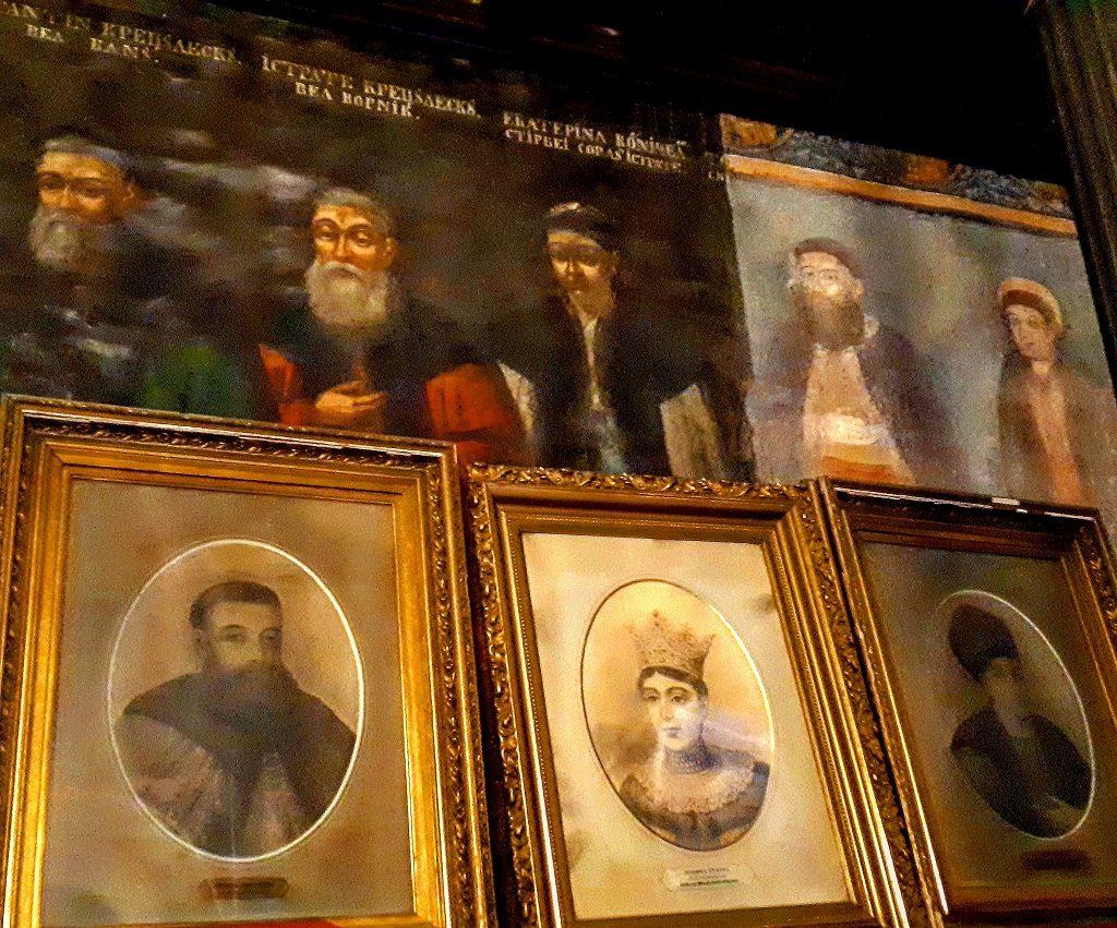 Biserica Kretzulescu Bucuresti, Safta Brancoveanu, Anton Pann, Gheorghe Tattarescu, obiective turistice Romania
