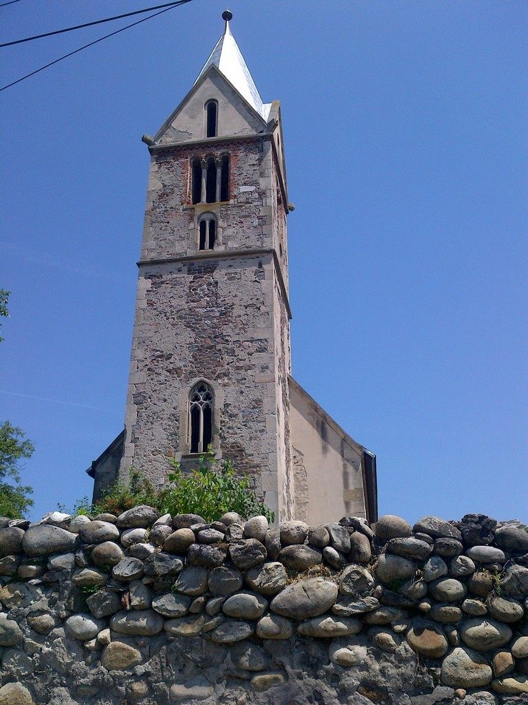 Biserica, SantaMarie Orlea (1)
