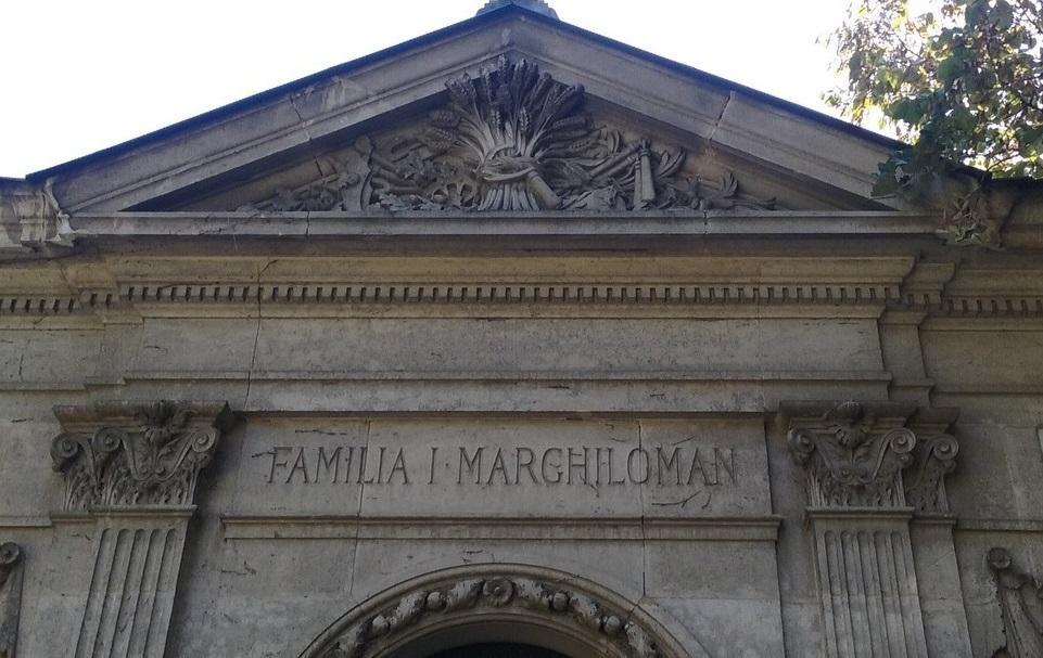 Cimitirul Bellu, obiective, monumente istorice, bucuresti, romania, Marghiloman, (6)