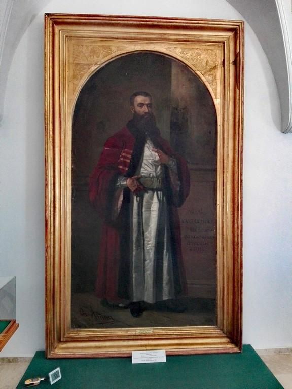 Mihai Cantacuzino, Aman, Conacul Pana Filipescu, obiective turistice Prahova, Romania