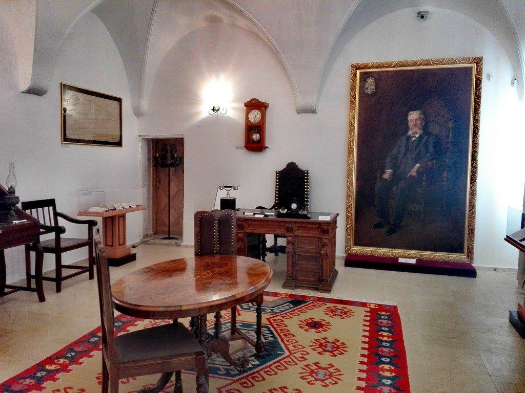 Nababul, Costin Petrescu, Conacul Pana Filipescu, obiective turistice Prahova, Romania