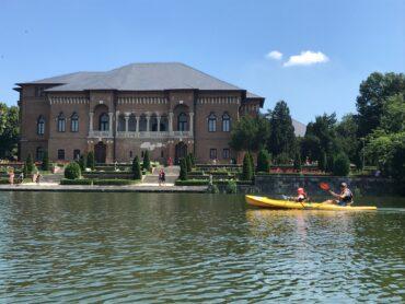 Lac Mogosoaia, palat brancovenesc, obiective turistice Romania